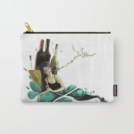 Abigal Carry-All Pouch