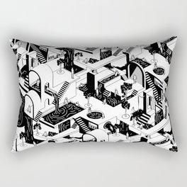 City Repeat Rectangular Pillow