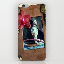 A Victim Of Deco-r iPhone Skin