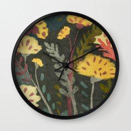 Santolina Wall Clock