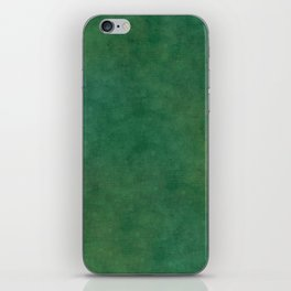 """Porstroke, Teal Shade Pattern"" iPhone Skin"