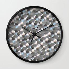 Compact Wall Clock