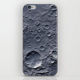 Moon Surface iPhone Skin