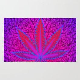 Cannabism Rug