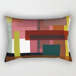 Mood labyrinth Rectangular Pillow
