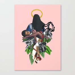 Benediction Canvas Print