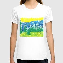 Intense  landscape T-shirt