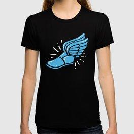 Winged Sneaker T-shirt