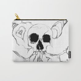 Skull tree Carry-All Pouch