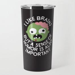 Of Corpse Travel Mug
