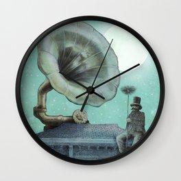 The Chimney Sweep Wall Clock