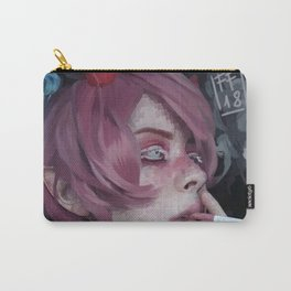 smoking boy Carry-All Pouch