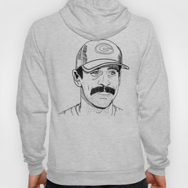 Mustachioed GOAT Hoody
