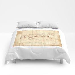 Da Vinci Horse: Canter Comforters