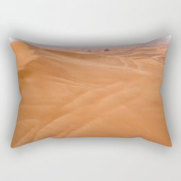 Arabian Desert Safari Rectangular Pillow