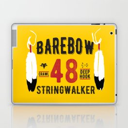 - BAREBOW - STRINGWALKER - CRAWL - DEEP HOOK - 48 (Forever) Laptop & iPad Skin
