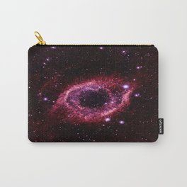 Magenta Pink helix nebula Carry-All Pouch