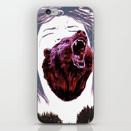 Cry for the lost iPhone Skin