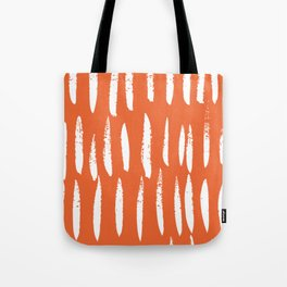 Brush Stroke Staccato Tote Bag