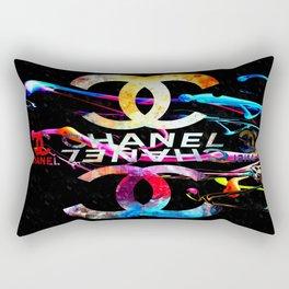 Fashion Mirroring Rectangular Pillow