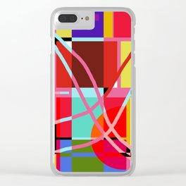 FRUITFUL Clear iPhone Case