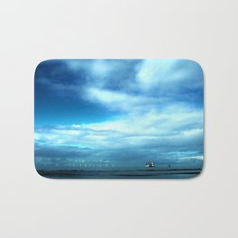 Off to Sea Bath Mat