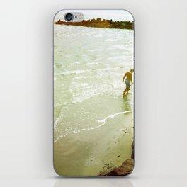 Fishing - Fripp Island South Carolina iPhone Skin