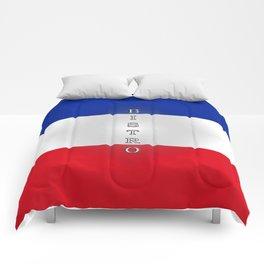 Tricolore Bistro Comforters