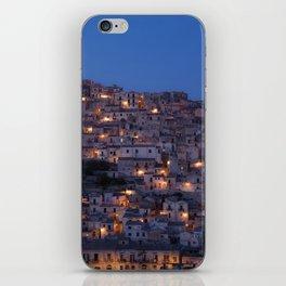 Blue Hour iPhone Skin