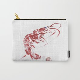 red shrimp Carry-All Pouch