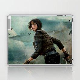 Jyn Erso Laptop & iPad Skin