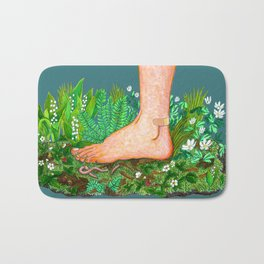 Nature Foot Bath Mat