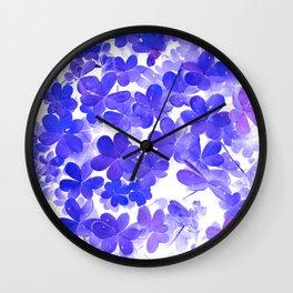 Clover XI Wall Clock