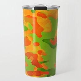 Bunny Camouflage Travel Mug