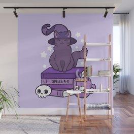 Feline Familiar 02 Wall Mural