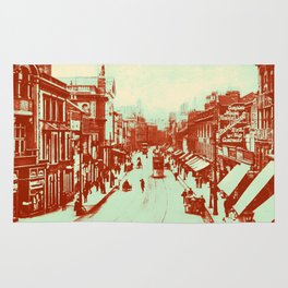 Granby Street Leicester Rug