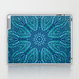 Mehndi Ethnic Style G455 Laptop & iPad Skin