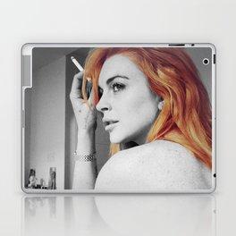 Lindsay Lohan Laptop & iPad Skin