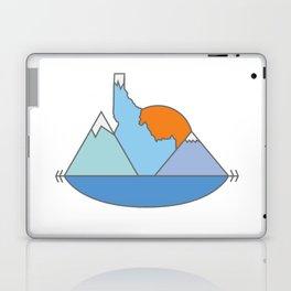 Idahome Laptop & iPad Skin