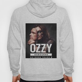 no more tour 2 ozzy 1osbourne Hoody