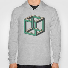 Impossible Cube Hoody