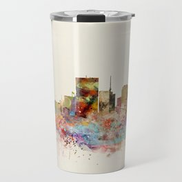 richmond virginia skyline Travel Mug
