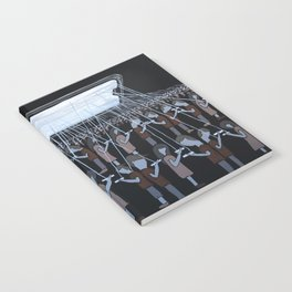 Disconnected Notebook