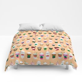 Morning Coffee Comforters