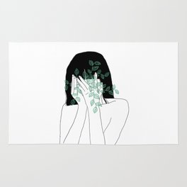 A little bit dissapointed in humanity / Illustration Rug