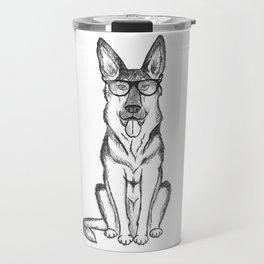 German Shepherd Dog Travel Mug