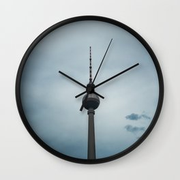Berlin TV Tower Wall Clock