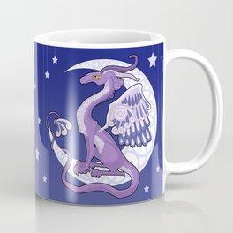 Vendel Dragon - the moon Coffee Mug