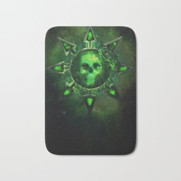 Chaos Icon - Nurgle Bath Mat
