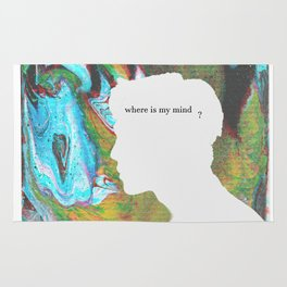 Where is my mind? Rug